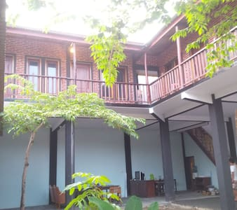 Guesthouse at Watukarung Surfing Zone Beach
