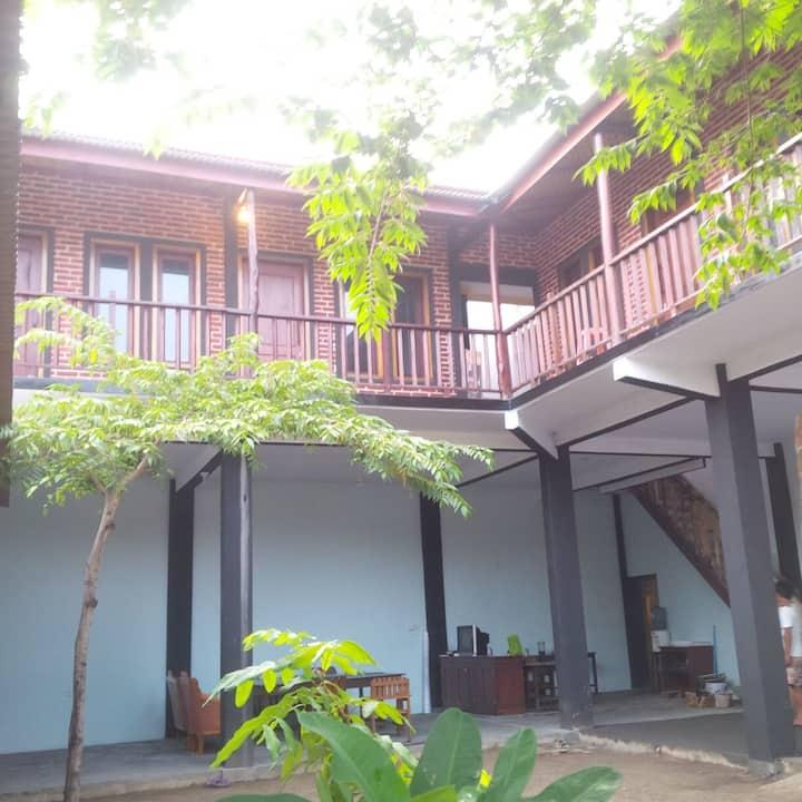Guesthouse at Watukarung Surfing Zone Beach