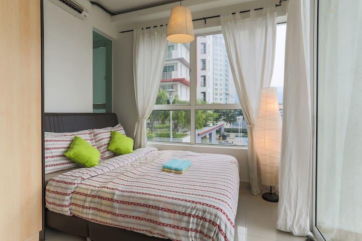 *COSY HOME* 1BR Damansara Studio
