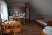 """Apartament """"4"""" 50 meters from Lake Drawsko"""