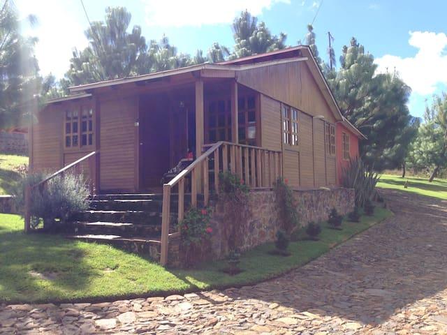Cabaña en Atemajac de Brizuela