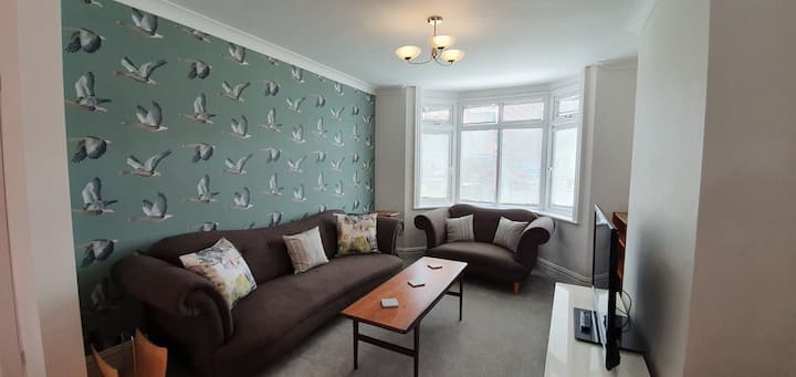3 Bedroom Family House in Swanage, Dorset