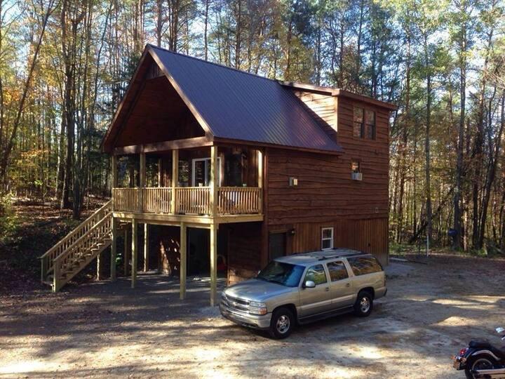 Bella's Fish Creek Cabin