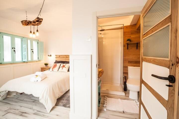 Habitación 13 - Hab. Doble matrimonial con baño