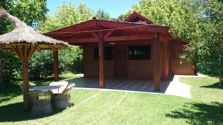 Cabañas en Calamuchita - Santa Rosa de Calamuchita - Přírodní / eko chata