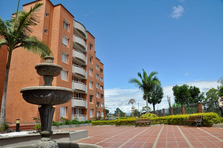 Fantastic 3 bedroom apartment in Popayán
