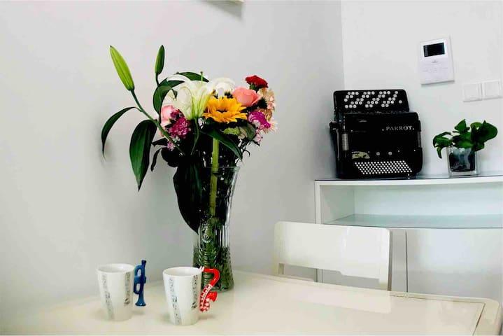 乐·居 怀柔 北京 Sweet Apartment Huairou Beijing