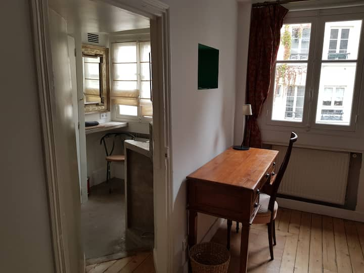 Un havre de paix, au coeur de Montmartre