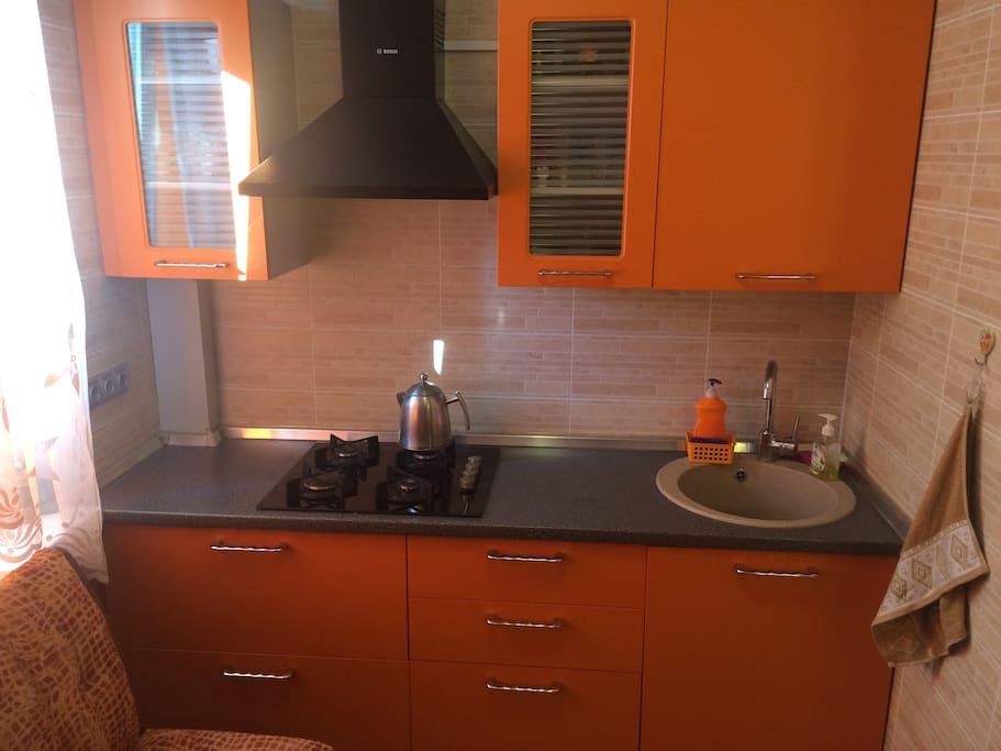 кухня)