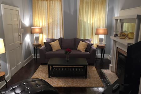 Beautiful 1-bdrm Carytown, Fan, VMFA - Richmond