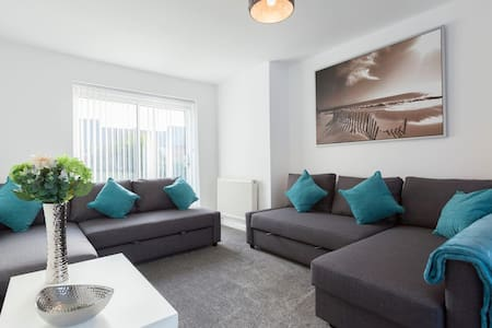 Luxury Apartment 6, Leeds. FREE Parking FREE WIFI - Leeds