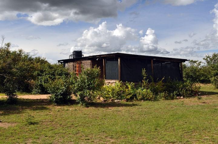 Kaleku Bush House, Ensuite bungalow on full board