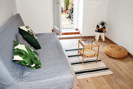 Cosy little apartment with garden close to centre - Apartment