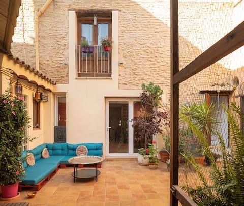 Mediterranean House next to Valencia