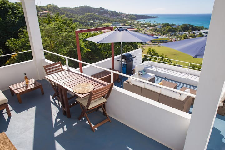 Sky Blue Apartment, Bella Blue Grenada