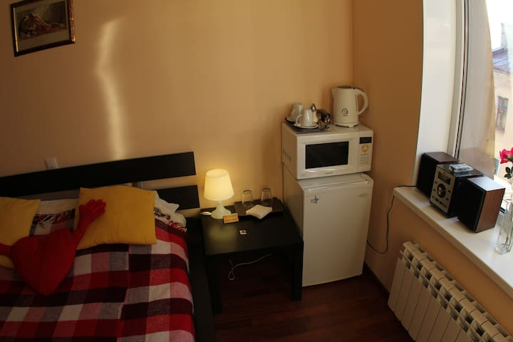 Comfort room for2 with bathroom new