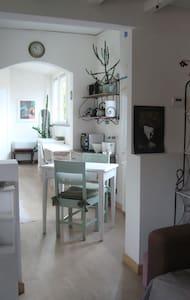 White newly refurbished of St. Luke - Subbiano - Appartement