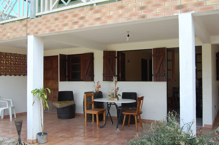 VACANCES DE RÊVES  - Rivière-Pilote - Appartement