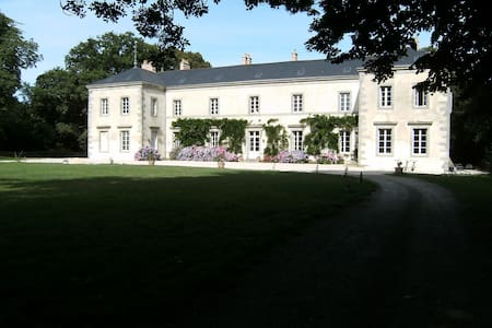 A room in a chateau ! (b&br) - Aizenay - Bed & Breakfast