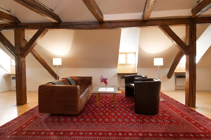 Apartment near the Prague Castle