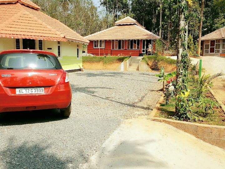 3 bedroom cottage in Wayanad