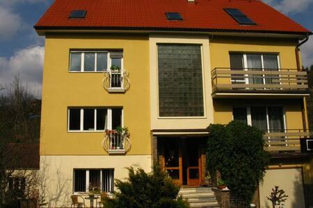 Luhačovice ubytování - Vila Gratia