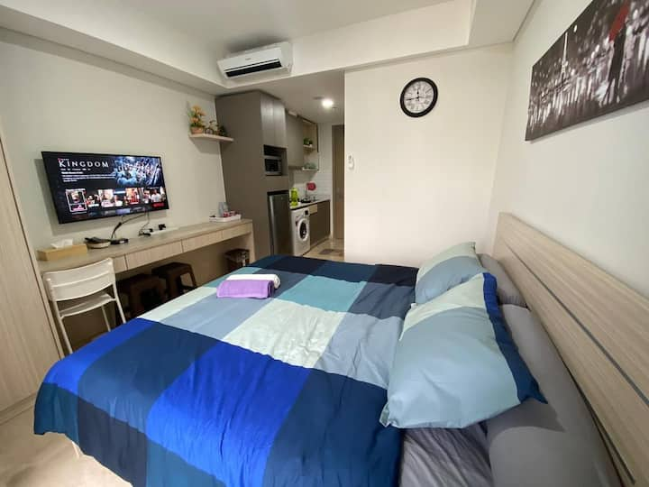 NEW studio apt  close to Airport @PIK