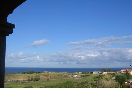 Flat with a wonderfull sea view  - Valledoria