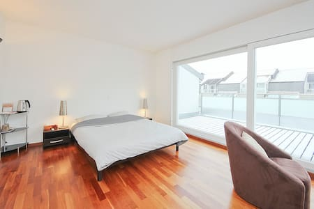 fantastic bedroom / center of Sion - Sion