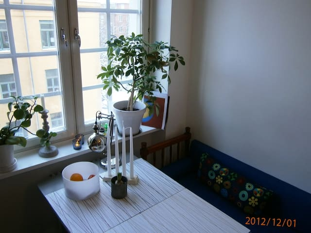 Lovely stay in Stockholm Sodermalm - Stockholm - Appartement