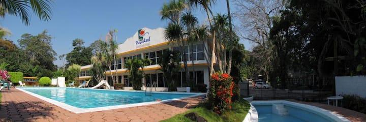 Hotel Playa Azul Catemaco Renacer de una tradicion