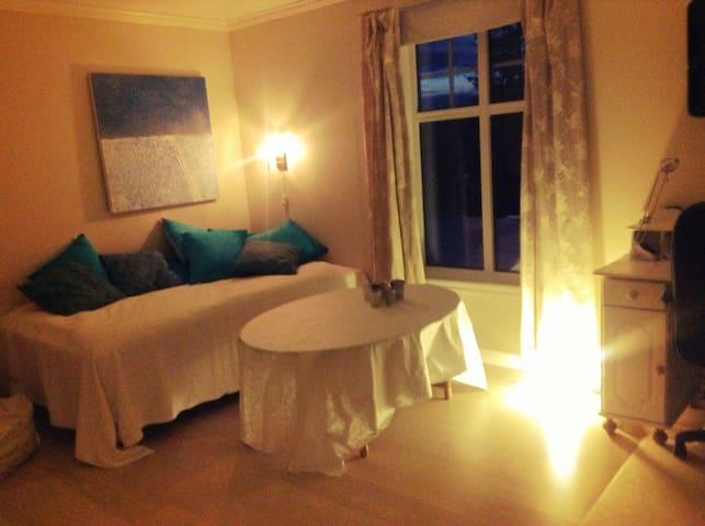 """Room """"Marit"""", Lillehammer - Norway - Lillehammer  - Apartment"""
