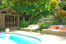 TREE HOUSE, Manuel Antonio/ with great pool !!!