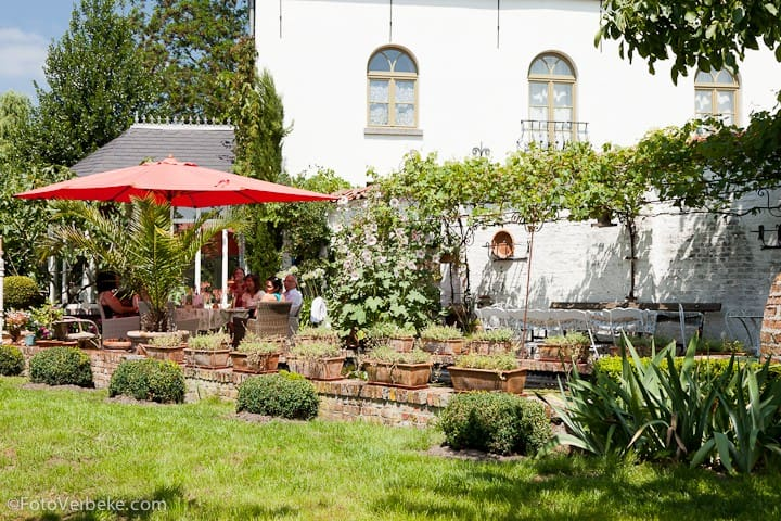 Onze bio/ecologische tuinen.