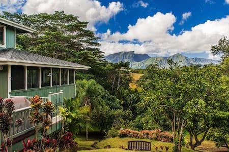 Kauai Private Estate - Kilauea - Hus