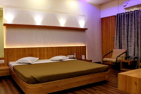 15% off for ist guest pvt stay near the PORBANDAR.