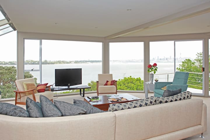 City Lights and 180 Degree Views! - Auckland - Bed & Breakfast