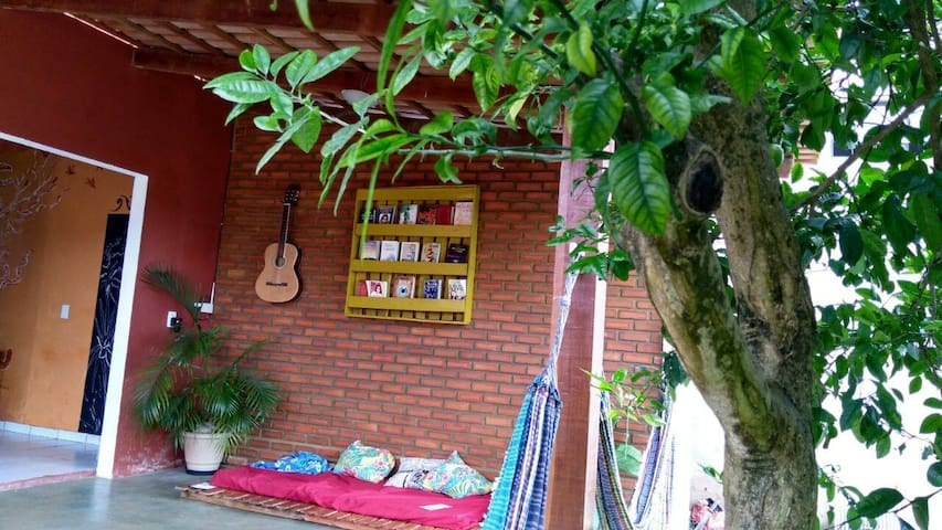 Casa do Guardiao Hostel - Alto Paraíso de Goiás - Dortoir