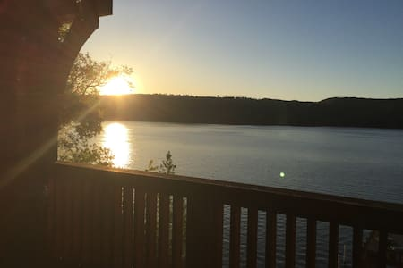 THE RIVER HOUSE ! Beautiful Views. - Scottsboro - Andere