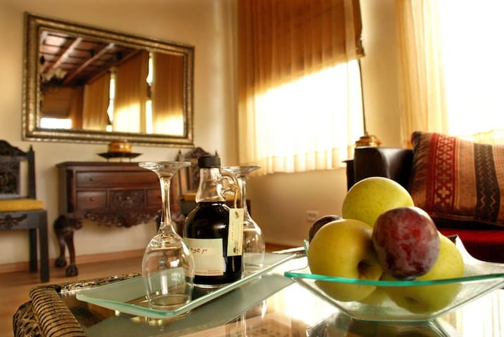 Beit Shalom: Duvdevan Luxury  Suite - Metula - Bed & Breakfast