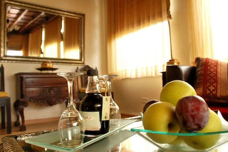 Beit Shalom: Duvdevan Luxury  Suite - Metula - Bed & Breakfast