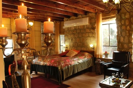 Beit Shalom: Bosmat Luxury  Suite - Metula - Szoba reggelivel