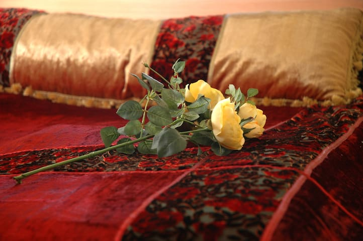 Beit Shalom: The Large Suite - Metula - Bed & Breakfast