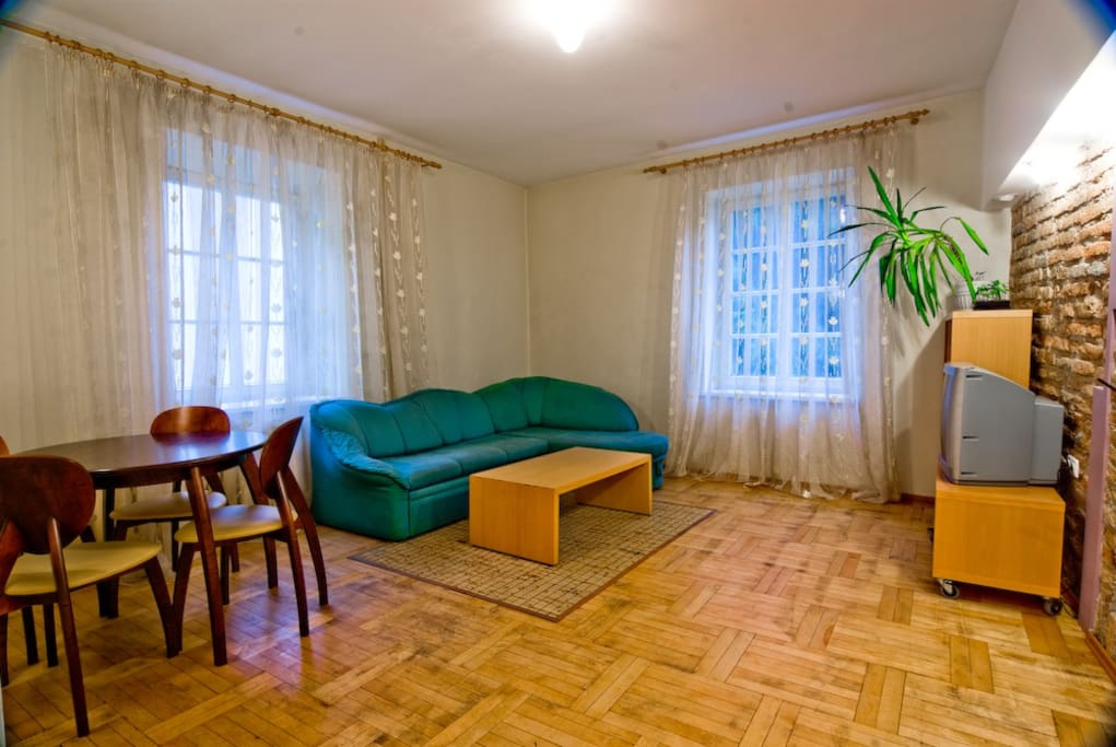 Algis Old Town 2-bedroom apartment