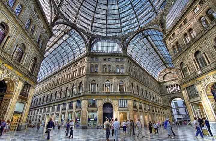 Appartamento in Galleria Umberto I