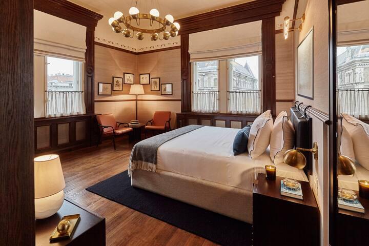 Callas House: Executive Room 45: Fine Stay - Budapest - Hotel butik
