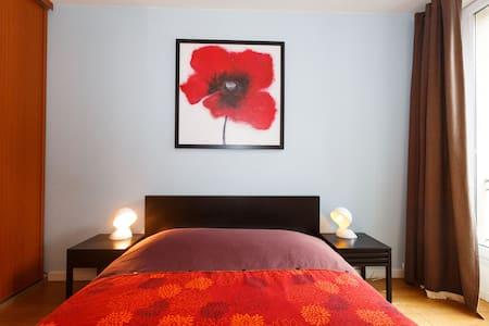 Très agréable séjour dans cette appartement formidablement bien situé. Je conseil .