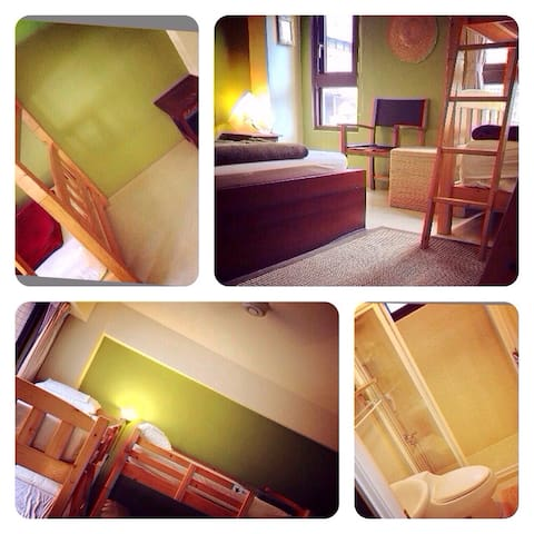 $ for Private Room ( Max 6Ppl ) CityCenter@Hualien
