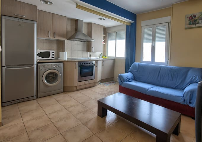 Apartment in Zaragoza 4 guests - Saragossa - Byt