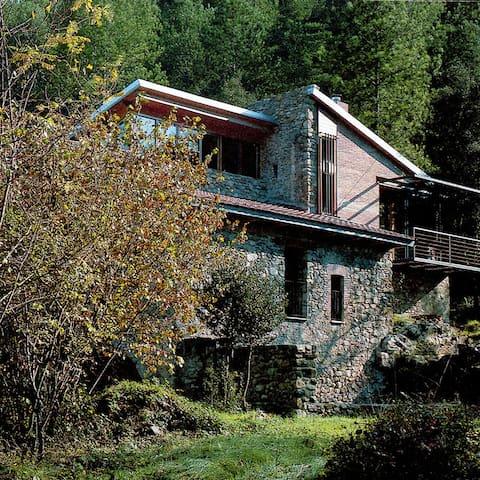 LA FARGA DE LA MUGA.Country house - Sant LLorenç de la Muga. - (ไม่ทราบ)